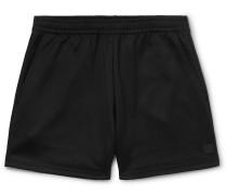 Tech-jersey Shorts - Black