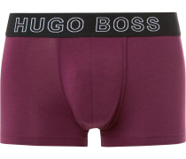 Stretch-cotton And Modal-blend Boxer Briefs
