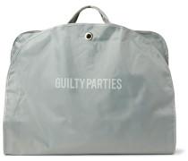 Guilty Parties Printed Shell Garment Bag