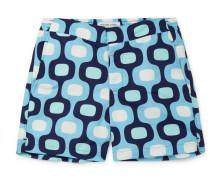 Ipanema Slim-Fit Printed Swim Shorts