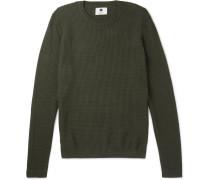 Jacob Waffle-knit Cotton Sweater