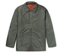 Reversible Shell Blouson Jacket