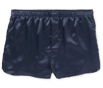 Nelson Silk-Satin Boxer Shorts