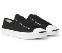 Jack Purcell Ox Canvas Sneakers - Black