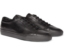 Original Achilles Leather Sneakers - Black