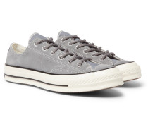 Chuck 70 Ox Suede Sneakers - Gray