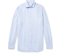 Feelini Slim-Fit Linen Shirt