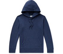 Ditch Wool, Cotton and Nylon-Blend Hoodie