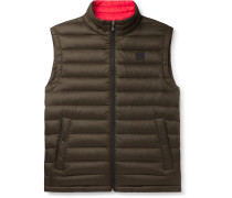 Croma Slim-Fit Quilted Shell Down Gilet
