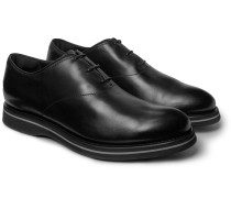 Alessio Leather Oxford Shoes