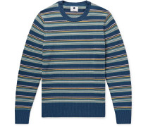 Carlson Striped Knitted Sweater
