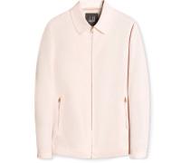 Cotton-Seersucker Blouson Jacket