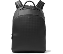 Extreme 2.0 Leather Backpack - Black