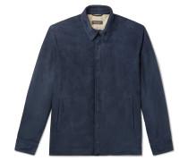 Rain System Suede Shirt Jacket