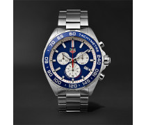 Formula 1 Chronograph 43mm Stainless Steel Watch, Ref. No. CAZ1018.BA0842