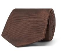 8cm Silk-Faille Tie