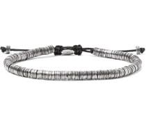 Oxidised Sterling Silver Bracelet