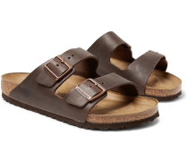 Arizona Oiled-Leather Sandals