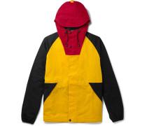 Hillwalker Colour-block Cotton-canvas Jacket