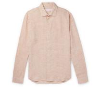 Giles Linen Shirt - Neutral