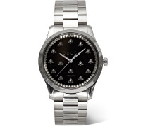 G-Timeless 42mm Stainless Steel Watch