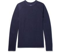 Reverse Loopback Cotton-jersey Sweatshirt