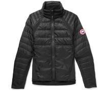 Hybridge Perren Quilted Nylon Down Jacket - Black