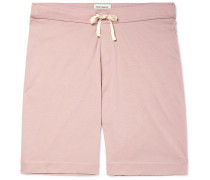 Supima Cotton-jersey Shorts