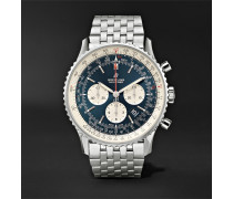 Navitimer 1 Chronograph 46mm Steel Watch