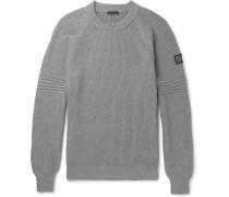 Hurtstone Ribbed Cotton Sweater