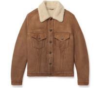 Shearling Trucker Jacket