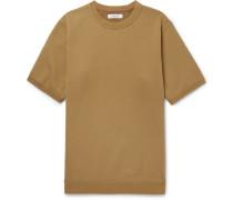 Coach Loopback Cotton-blend Jersey Sweatshirt