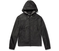 Massereau Nylon Hooded Jacket