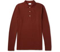 Slim-fit Pima Cotton-piqué Polo Shirt