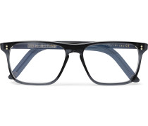 + Cutler and Gross Square-Frame Acetate Optical Glasses