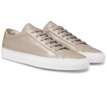 Original Achilles Leather Sneakers - Taupe