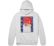 + Tommy Hilfiger Oversized Cotton-jersey Hoodie