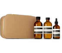 The Orator Parsley Seed Skin Care Kit