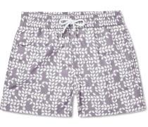Freijo Short-length Printed Swim Shorts