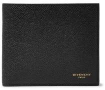 Eros Pebble-grain Leather Billfold Wallet