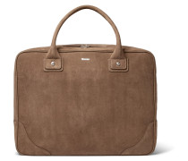Full-grain Nubuck Holdall