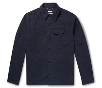 Cotton-Moleskin Jacket