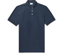 Pima Cotton-Piqué Polo Shirt