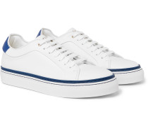 Basso Leather Sneakers - White