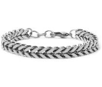 Silver-tone Chain Bracelet - Silver