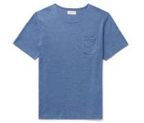 Mélange Supima Cotton-jersey T-shirt