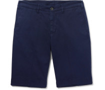 Stretch-cotton Chino Shorts
