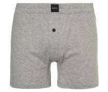 Cotton-jersey Boxer Shorts - Gray