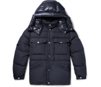 Vilbert Slim-Fit Quilted Shell Hooded Down Jacket