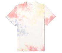 University Oversized Tie-Dyed Cotton-Jersey T-Shirt